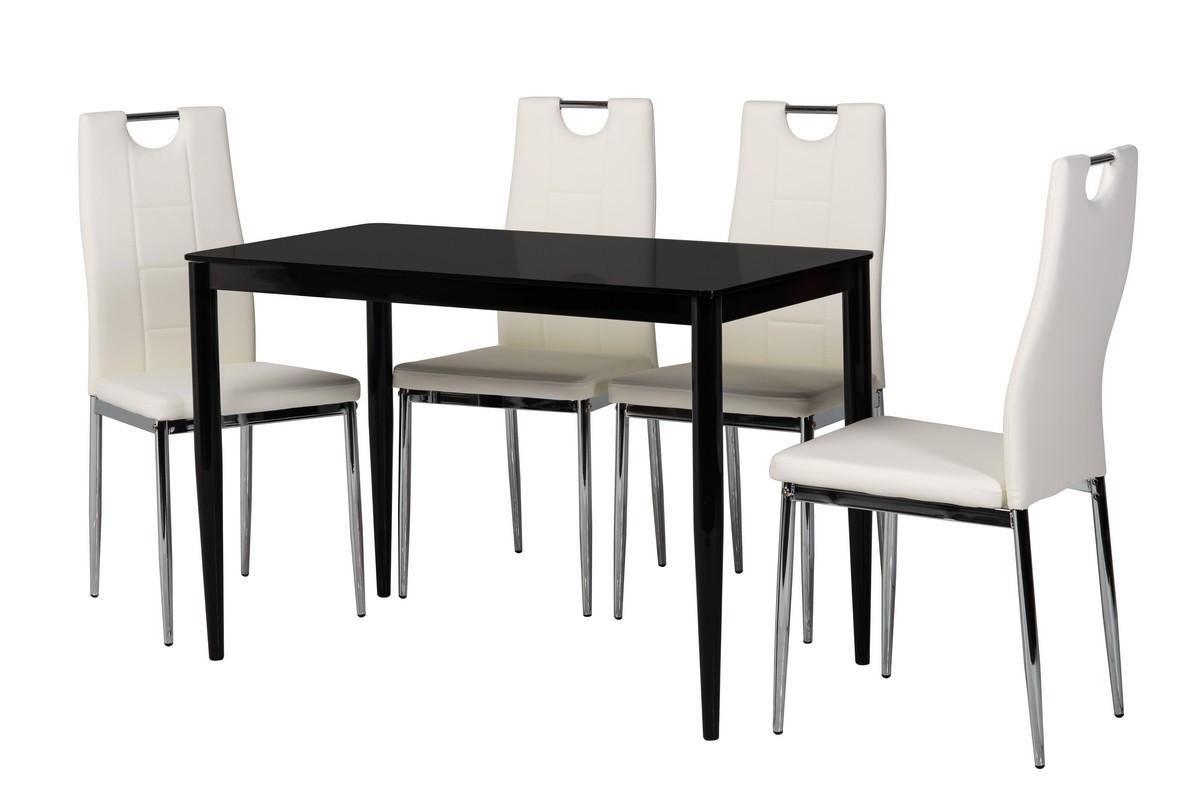 Обідній стіл Т-300-11 чорний