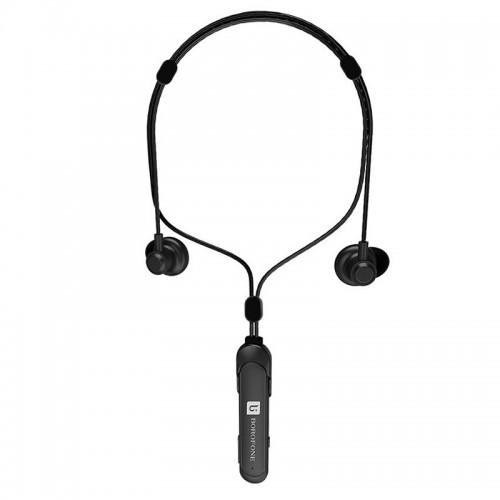 Беспроводные Bluetooth Наушники Borofone Be10 Черные (М1)
