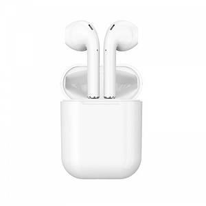 Беспроводные Bluetooth Наушники Borofone Be28 Plus / Bluetooth 5.0 Белые (М1)