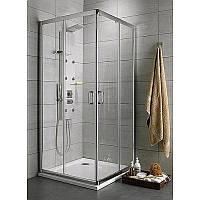 Radaway Premium Plus D80Lx90R (80x90x190) прозрачная/хром (30437-01-01N)