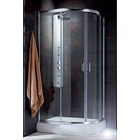 Radaway Premium Plus E 100x80x190 коричневая (30491-01-08N)