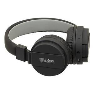 Беспроводные Bluetooth Наушники Inkax Hp-05 Черные (М1)