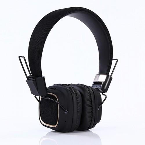 Беспроводные Bluetooth Наушники Supero Bt019 Черные (89031) (Sf)