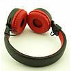 Беспроводные Bluetooth Наушники Supero Jb60 Красные (85607) (Sf), фото 2