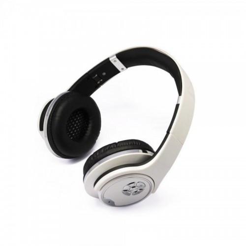 Беспроводные Bluetooth Наушники Supero Mh-1 Серебро (74769) (Sf)