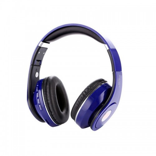 Беспроводные Bluetooth Наушники Supero Tm003 Синие (80519) (Sf)