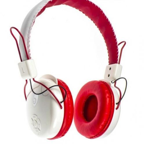 Беспроводные Bluetooth Наушники Supero V8-2 Белые (78928) (Sf)