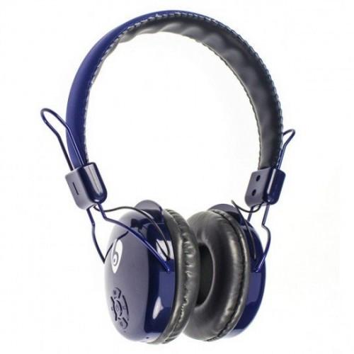 Беспроводные Bluetooth Наушники Supero V8-2 Синие (78928) (Sf)