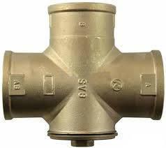 """Трехходовой смесительный клапан Regulus TSV8B 55°C DN50 2"""""""