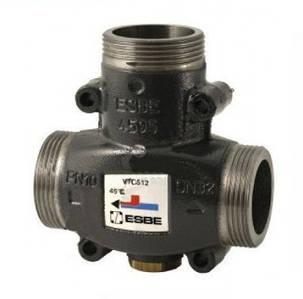 """Трехходовой смесительный клапан Esbe VTC512 55°C DN32 1 1/2"""""""