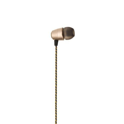 Наушники Celebrat N3 Золотые (М1)