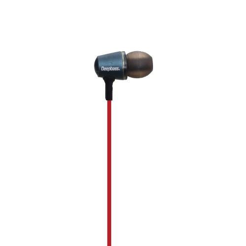 Наушники Deepbass D-Al05 Красные (М1)