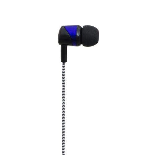 Наушники Deepbass Ex-500 Синие (М1)