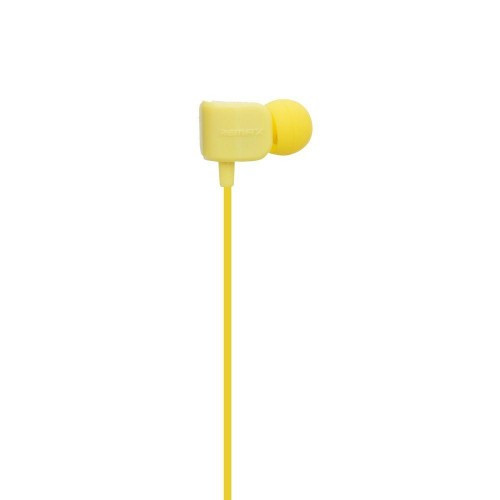 Наушники Remax Rm-502 Желтые (М1)