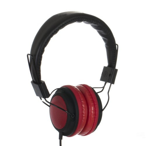 Наушники Sonic Sound E110/mic Красные (М1)