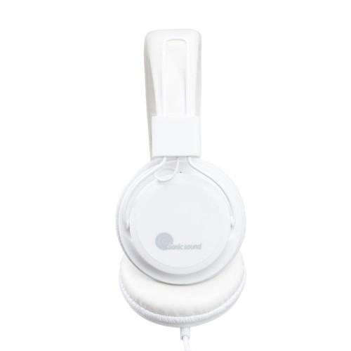 Наушники Sonic Sound E322B/mp3 Белые (М1)