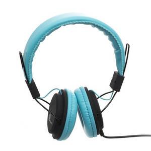 Наушники Sonic Sound E91A/mp3 Голубые (М1)