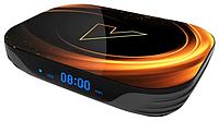 Приставка VONTAR X3   4/128 GB   Amlogic S905X3   Android TV Box, фото 1