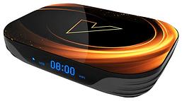 Приставка VONTAR X3   4/32 GB   Amlogic S905X3   Android TV Box