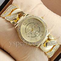 Женские Часы Michael Kors special bracelet Gold/Gold