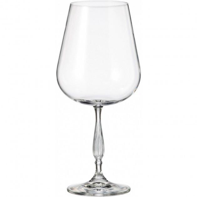 Набор бокалов для вина 670 мл 6 шт Scopus Bohemia 1SF78/00000/670