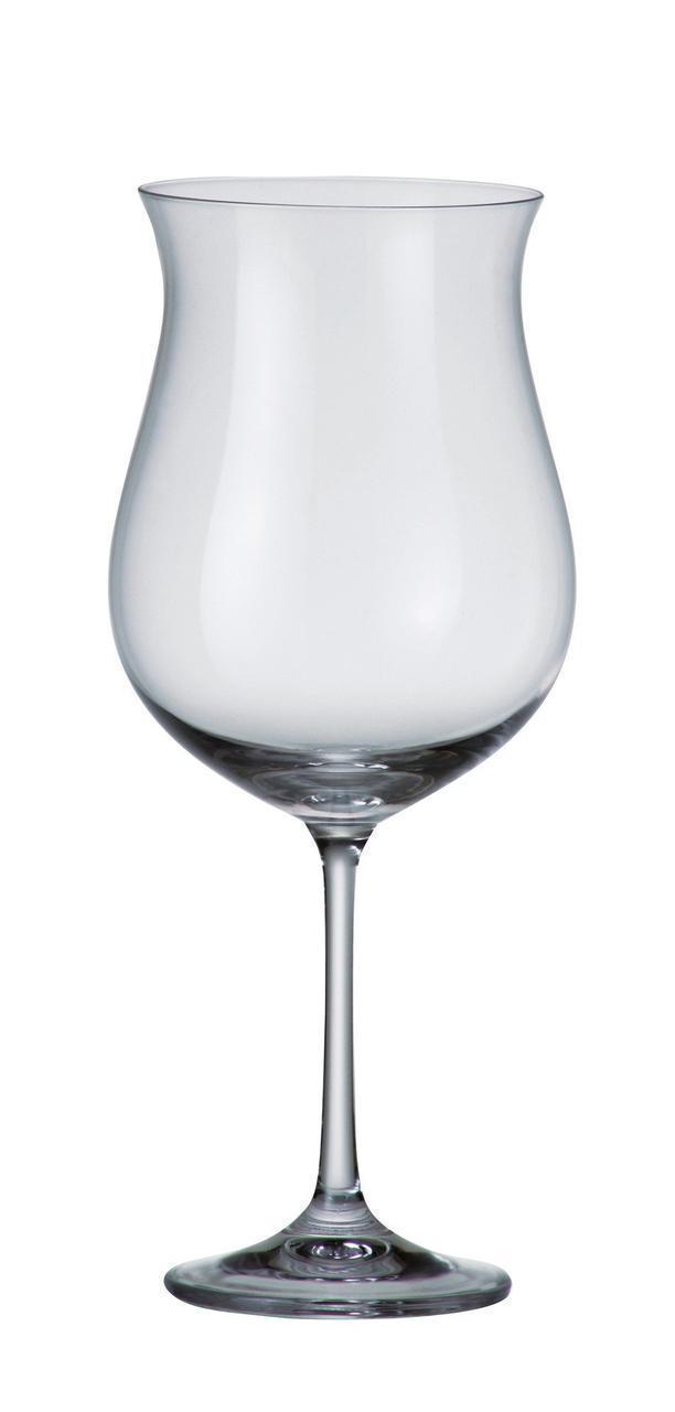 Набор бокалов для вина 490 мл 6 шт Ellen Bohemia 1SD21/00000/490