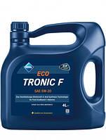 Синтетическое моторное масло Aral EcoTronic F 5W-20