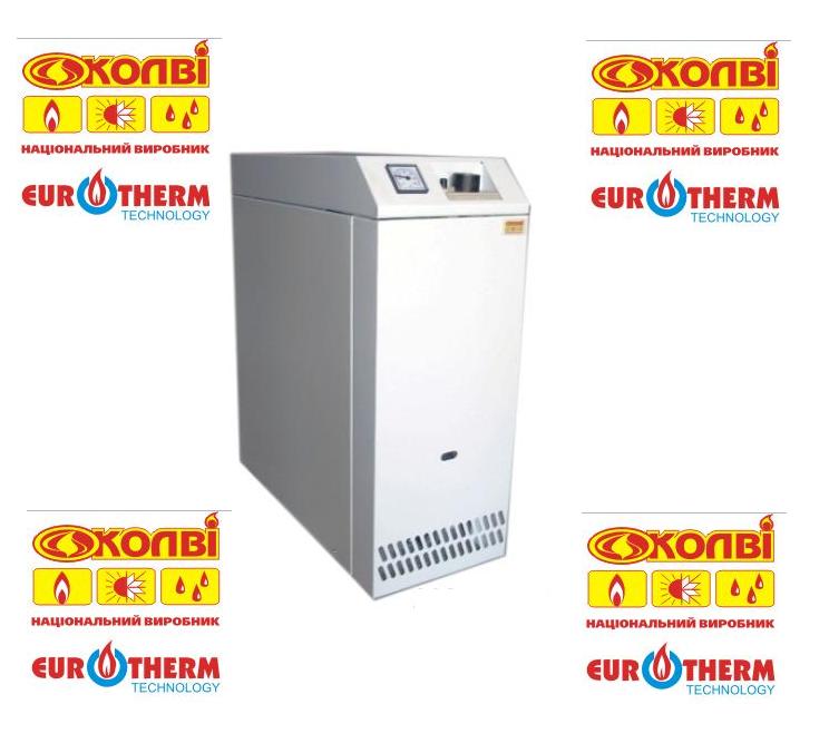 Напольные газовые котлы Колви-Евротерм КT 16 TS(дым) одноконтурный