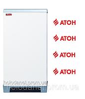 Котлы отопления напольные АTON АОГВМ-12,5ЕВ Дым,двухконтурный