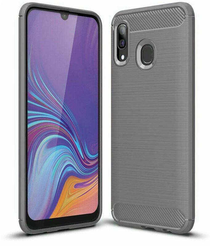 Чохол-накладка Ipaky Slim Anti-Fingerprint TPU Case Samsung A205F/A305F Galaxy A20/A30 Gray #I/S