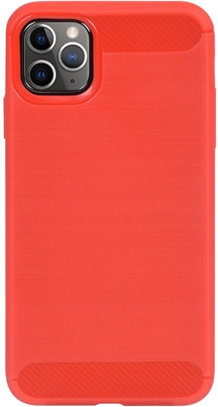 Чехол-накладка Ipaky Slim Anti-Fingerprint TPU Case Apple iPhone 11 Pro Red #I/S