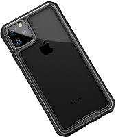 Чехол-накладка Ipaky Mufull Series TPU+PC Case Apple iPhone 11 Pro Max Grey #I/S