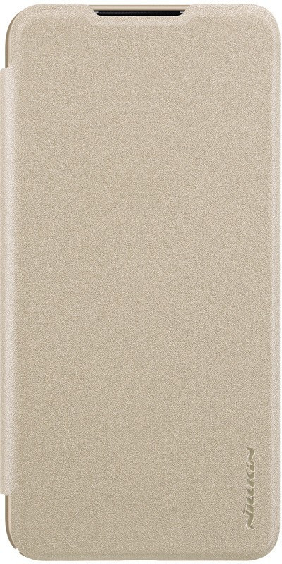 Чохол-книжка Nillkin Sparkle Leather Case Xiaomi Mi CC9 Gold #I/S