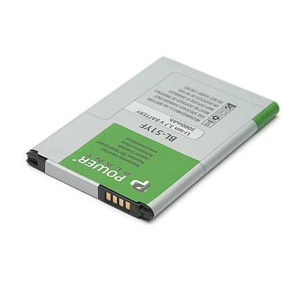 Аккумулятор PowerPlant LG G4 Dual-LTE (BL-51YF) 3000mAh, фото 2