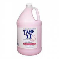 Шампунь Chris Christensen Tame It питание и восстановление сухой поврежденной шерсти 3.8 л. (182)