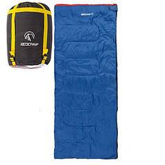 Спальник спальный мешок для туризма REDCAMP 1,4кг, 190*84cm, 300гр/м2.