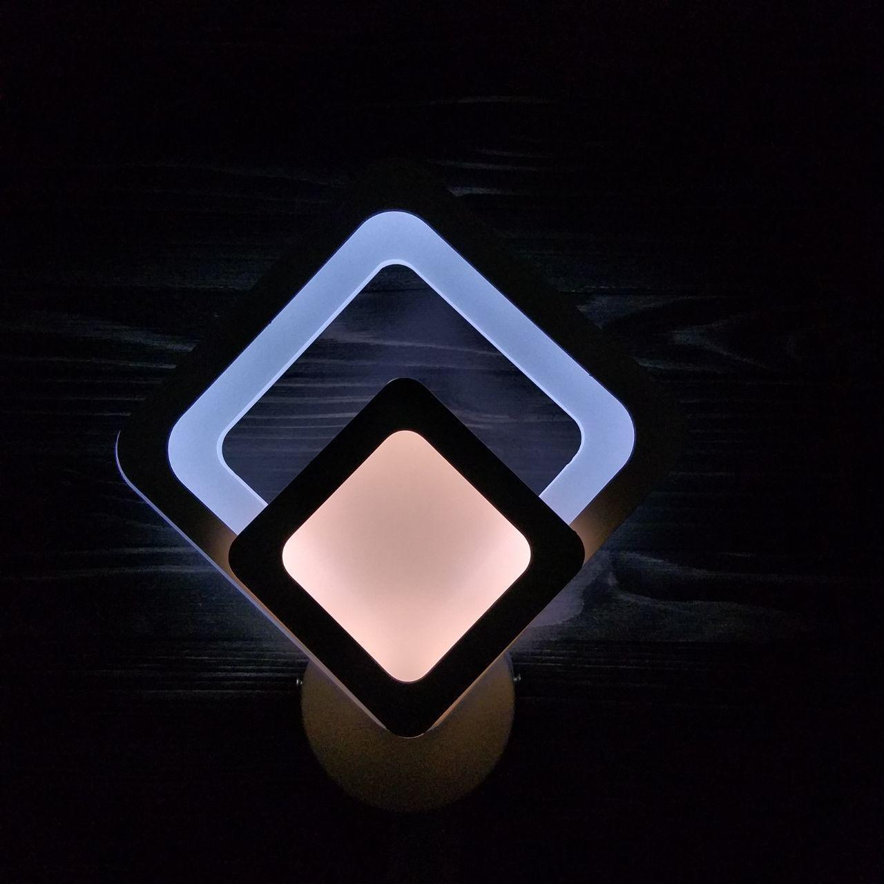 Бра LED HJT-8022/1W WH 44W (10 шт.)