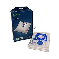 Набор мешков для пылесоса Zelmer 49.4000 (ZVCA100B)