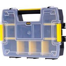 Ящик для инструментов Stanley Sort Master Light, 295x65x215мм. (STST1-70720)