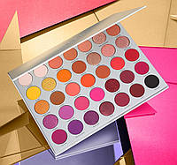 Палетка теней Morphe The Jaclyn Hill VOLUME II Eyeshadow Palette