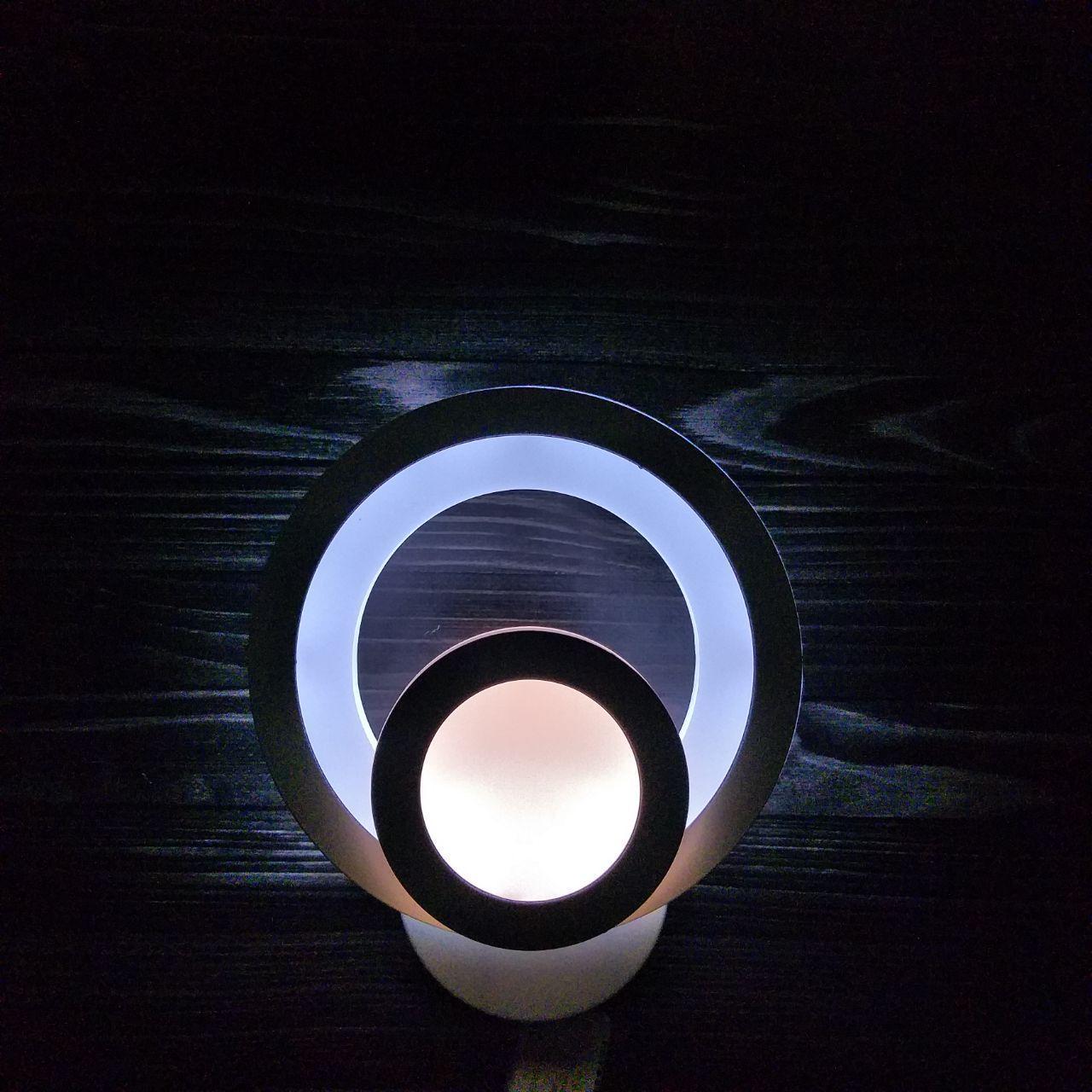 Бра настенное  LED HJT-8023/1W WH 36W