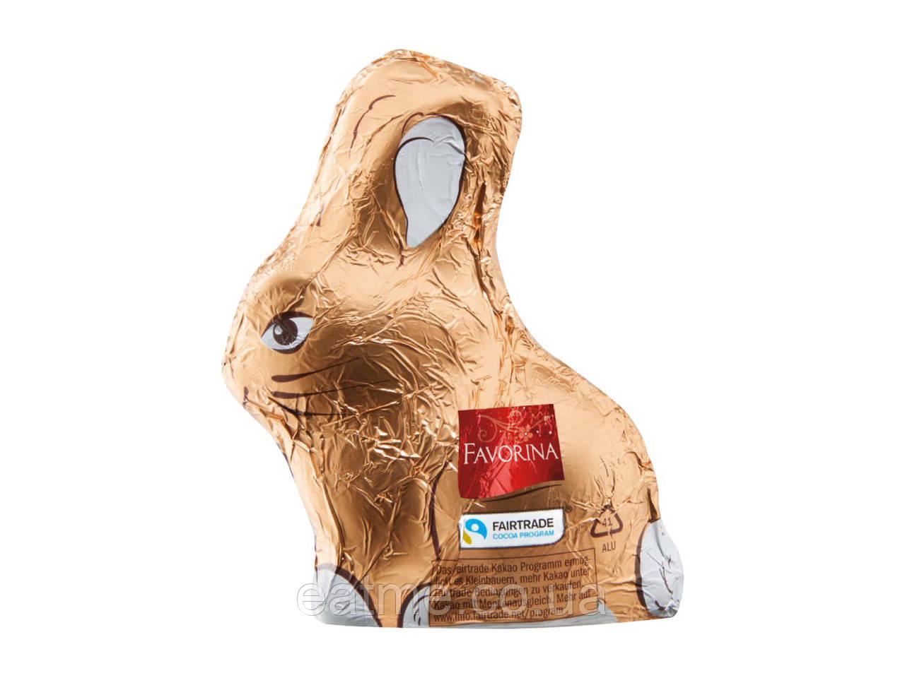 Favorina Зайчик из молочного шоколада