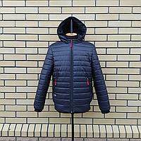 Модные мужские куртки демисезонные с капюшоном размеры 50-60