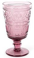Набор 6 винных бокалов Siena Toscana 360мл, пурпурное стекло