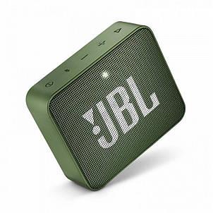 Акустическая система JBL GO 2 Moss Green (JBLGO2GRN), фото 2