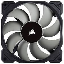 Система водяного охлаждения Corsair Hydro H100x (CW-9060040-WW), Intel: 2011/2066/1151/1150/1155/1156, AMD: AM4/AM3/AM2, 275х120х27 мм, фото 3