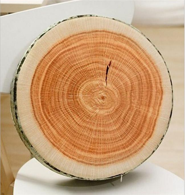 Подушка - килимок деревяний пень miss doggy #1097