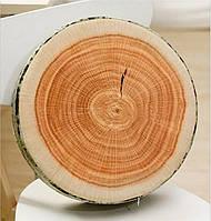 Подушка - килимок деревяний пень miss doggy #1097, фото 1