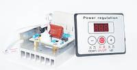 10000 Вт Цифровой регулятор напряжения с цифровым дисплеем и выключателем, фото 1