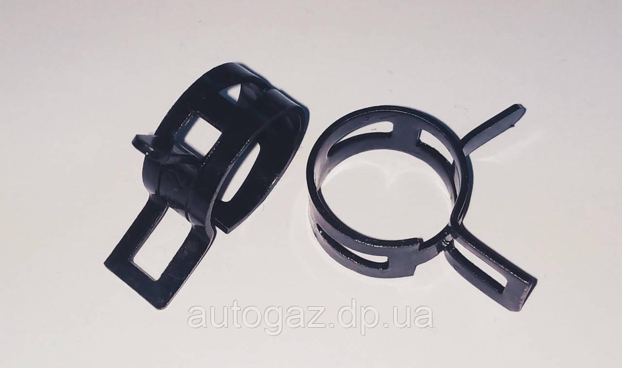 Хомут пруж. под шланг D 18.4-20.2мм RIDER (шт.)